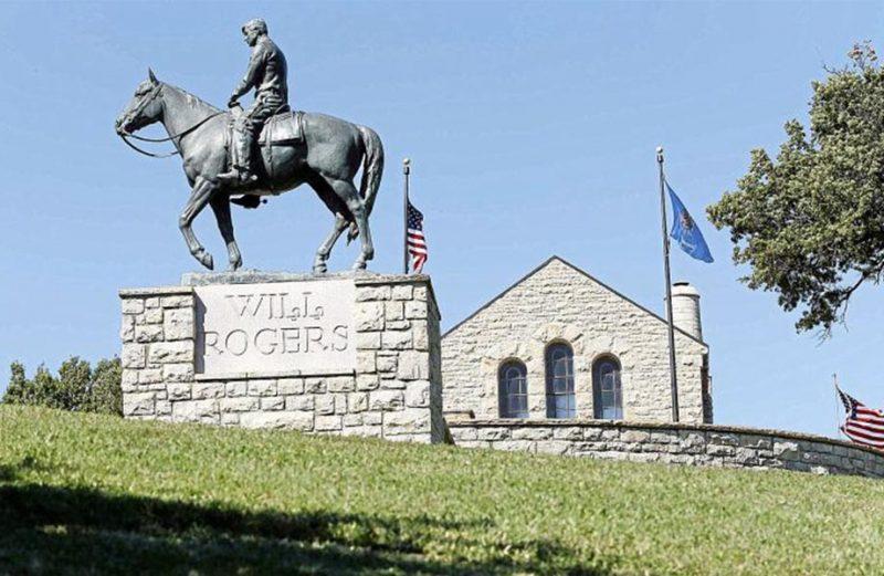แนะนำสถานที่ท่องเที่ยว Will Rogers Memorial Museum
