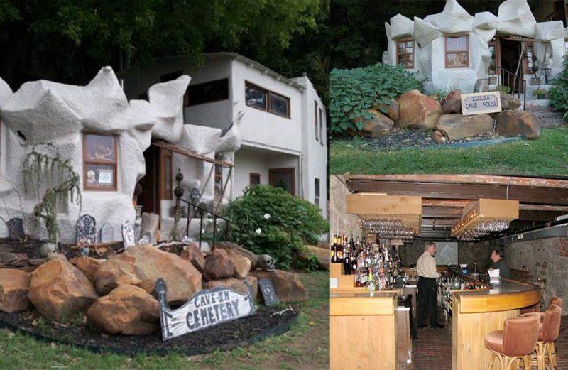 แนะนำสถานที่ท่องเที่ยว The Cave House