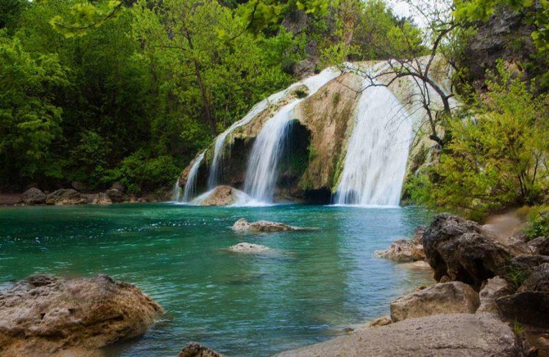 Turner Falls น้ำตกประจำรัฐ โอกลาโอมา ซิตี้